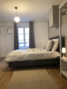Appartement Le Petit Graoully : photos des chambres
