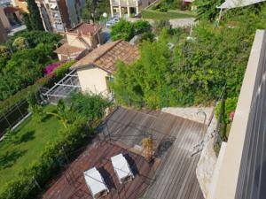 Appartement The blue house, lovely apartment in the Cote d'Azur for 6 people : photos des chambres