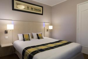 Hotel The Originals Dreux Nord La Dousseine (ex Inter-Hotel) : Chambre Double Confort