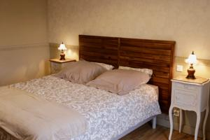 Chambres d'hotes/B&B La Garence : Chambre Double Deluxe