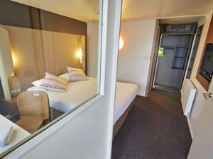 Hotel Campanile Dijon Nord - Toison D'or : Chambre Double New Generation