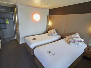 Hotel Campanile Dijon Nord - Toison D'or : Chambre Lits Jumeaux New Generation