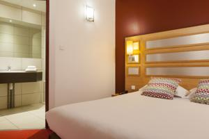Hotel Campanile Metz Nord - Talange : Chambre Double Standard