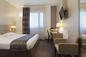 Hotel Campanile Metz Nord - Talange : Chambre Double Supérieure