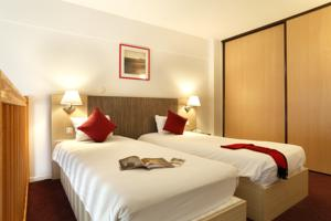 Appartement Comfort Suites Epernay : photos des chambres