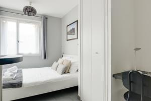 Appartement Memorial-Sleep In Normandie : photos des chambres