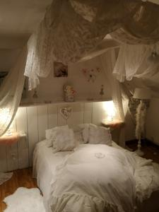 Hebergement O'CLAIRE : Chambre Double