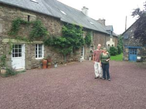 Hebergement Gite Near to Broceliande Forest : photos des chambres