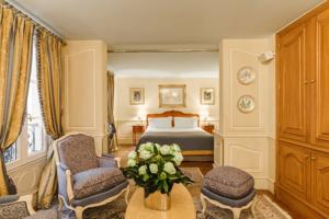 Hotel Luxembourg Parc : photos des chambres