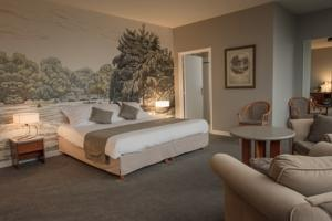 Best Western Hotel Hermitage : Chambre Lit King-Size Exécutive
