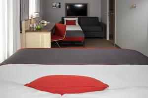 Hotel Holiday Inn Express Toulouse Airport : Chambre Familiale Supérieure