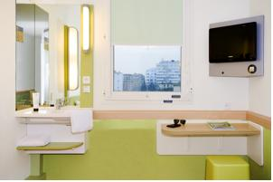 Hotel ibis budget Antony Massy : Chambre Lits Jumeaux