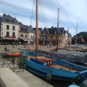 Appartement St Goustan, port d 'Auray : photos des chambres