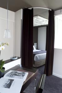 Grand Hotel Saint Michel : Chambre Simple