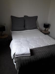 Chambres d'hotes/B&B Chambres d'Hotes Margaux : Chambre Double
