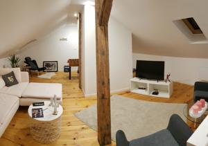 Appartement Le Duplex du Bas Rebberg - Face Gare : photos des chambres