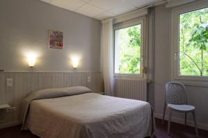 Hotel The Originals Quillan Cartier : Chambre Double Standard