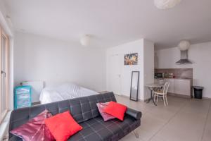 Appartement *CENTRAL* Spacious studio in the center! : Appartement 1 Chambre