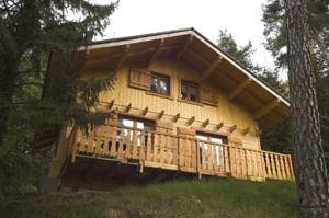 Hebergement Chalet Le Bego : Chalet 2 Chambres