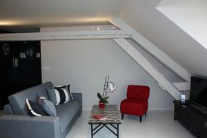 Hebergement Val-Perriere Appart'hotel : Appartement