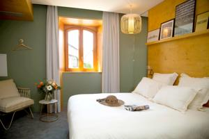 Hotel Le Patio : Chambre Double