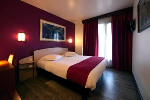 Hotel Le Vert Galant : Chambre Simple