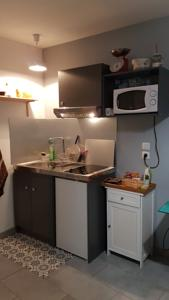 Appartement Le Central : photos des chambres