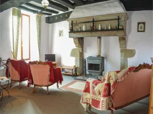 Hebergement Holiday home Mortain 27 : photos des chambres