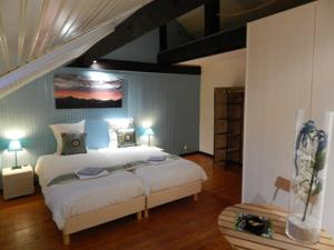 Chambres d'hotes/B&B Pyrenees Emotions : Chambre Double Confort