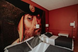 Hotel Cecyl Reims Centre : photos des chambres