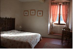 Chambres d'hotes/B&B Abbaye de Capservy : Chambre Double Confort