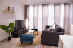 Appartement Grand Standing Mangin : photos des chambres