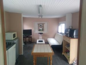 Appartement Mobil Home st Martin plage : photos des chambres
