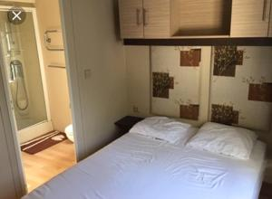 Hebergement mobil-home 6/4pers : Bungalow 2 Chambres