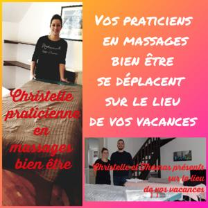 Hebergement Charmante Maison pres de la mer /Option massages : photos des chambres