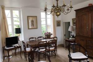 Sublime appartement de charme dijonnais : photos des chambres