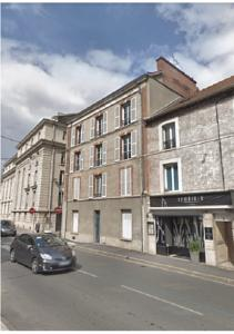 Hebergement Epernay Les Artistes : Appartement
