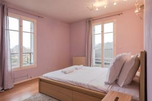 Appartement a 5 minutes de Disneyland : photos des chambres
