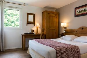 Hotel The Originals Porte de Geneve Annemasse Sud (ex Inter-Hotel) : Chambre Double Confort
