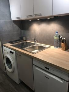 Appartement Apartment Bailly Romainvilliers : photos des chambres