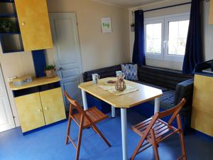 Hebergement Camping HELLO SOLEIL : Mobile Home 3 Chambres (6 personnes)