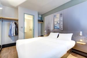 B&B Hotel Orgeval : Chambre Double