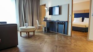 Radisson Blu Hotel Toulouse Airport : Suite