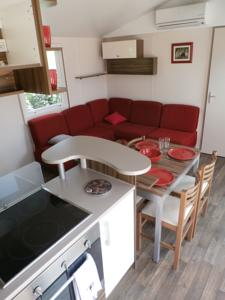 Hebergement Mobil-home Valras : Mobile Home