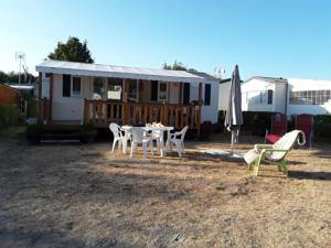 Hebergement Le coin de paradis : Mobile Home