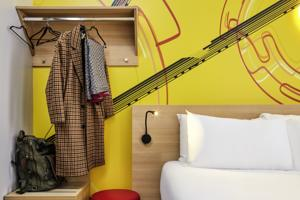 Hotel ibis Styles Marseille Gare Saint-Charles : Chambre Simple Standard