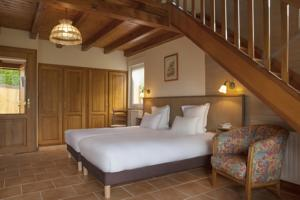Hotel The Originals Neuhauser (ex Relais du Silence) : Suite
