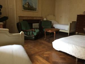 Appartement Hotel particulier Maleteste : photos des chambres
