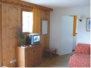 Hebergement Adonis Molines by Olydea : Appartement Cabine 1 Chambre (6 Adultes)