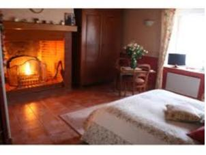 Chambres d'hotes/B&B Herbages de Beauvais : Chambre Double Confort
